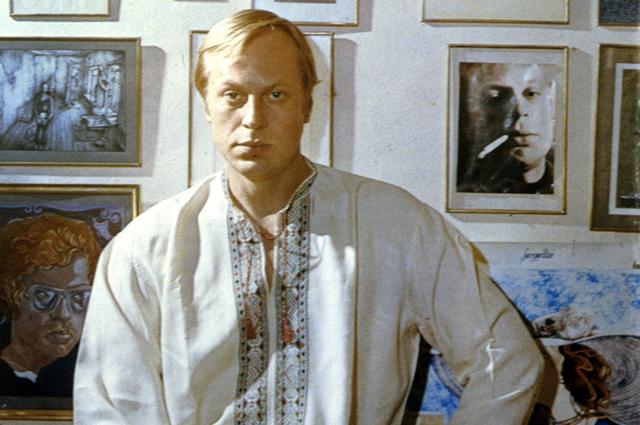 Дети Юрия Богатырева (актер) фото