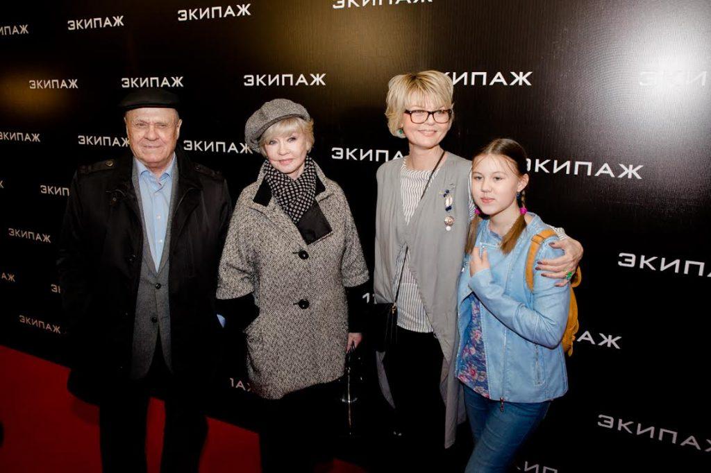 Дочь Юлии Меньшовой – Таисия фото