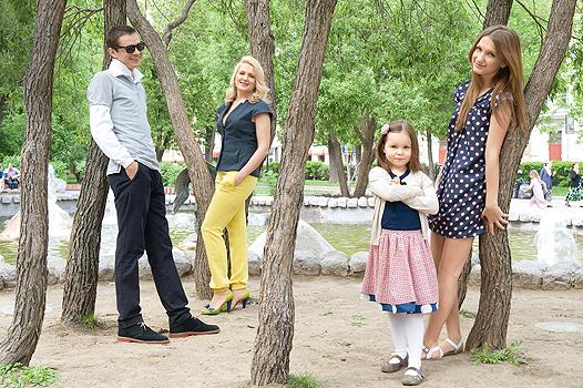Дети Марии Порошиной, ее дочки и их имена фото