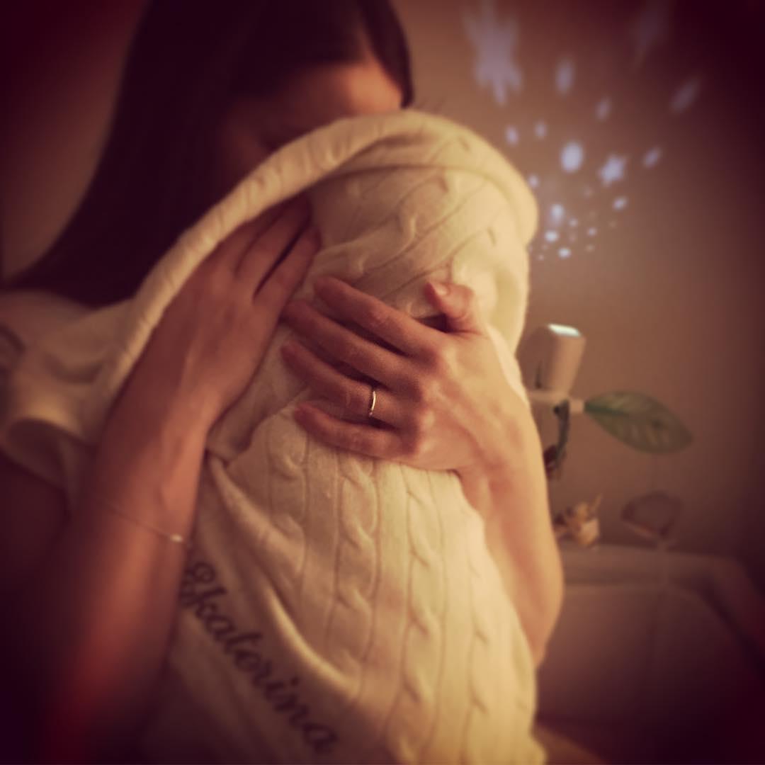 Марина александрова беременна второй раз