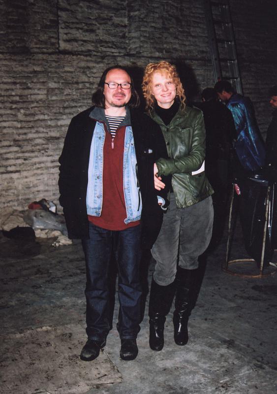 Бывший муж Ренаты Литвиновой (актриса) – Александр Антипов фото