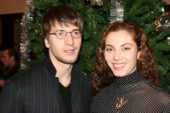 Бывший муж Янины Соколовской (актриса) – Александр Утюгов фото