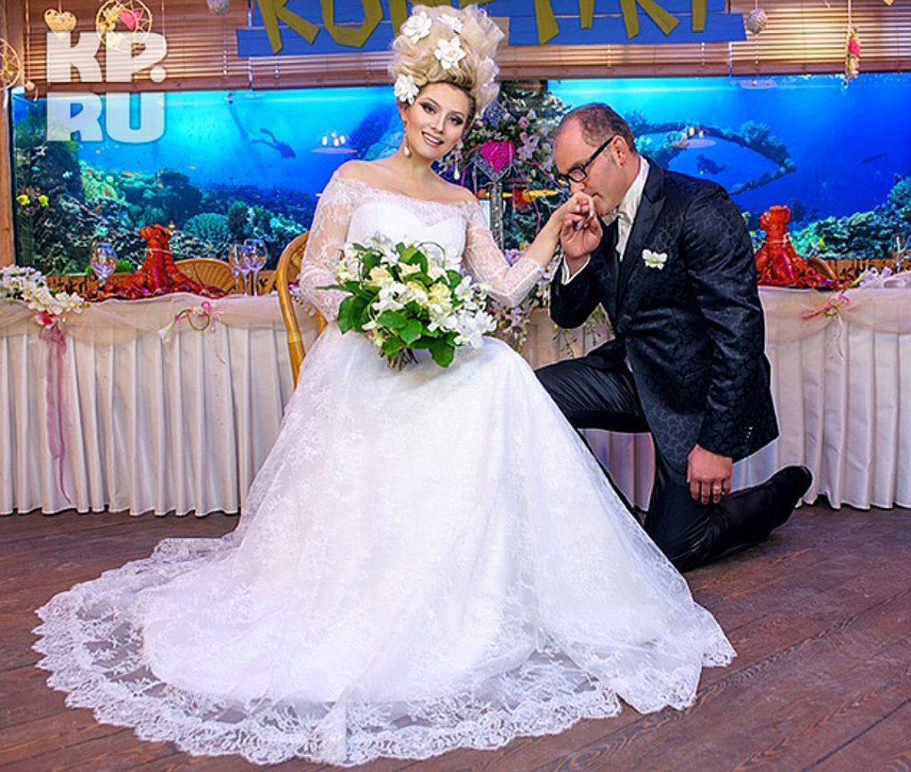 Бывший муж Лены Лениной - Паскаль Флоран Эдуард фото