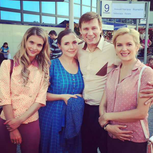 Дочь Марии Порошиной - Полина Куценко фото