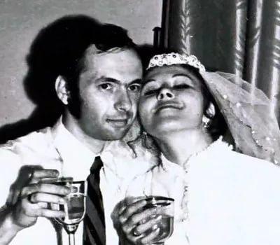 Бывший муж Любови Успенской (певица) – Юрий Успенский фото