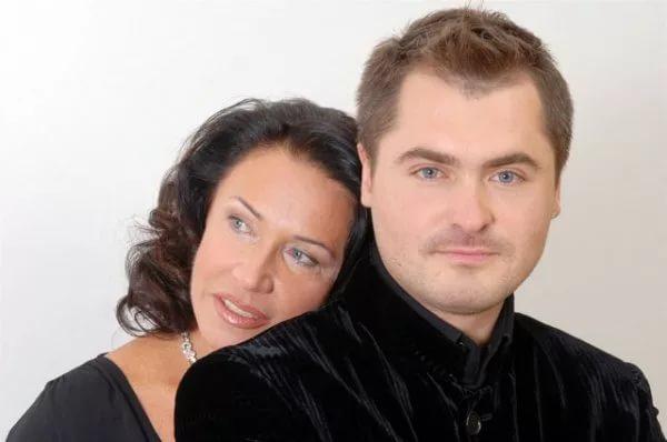 Второй муж Надежды Бабкиной – Евгений Гор фото