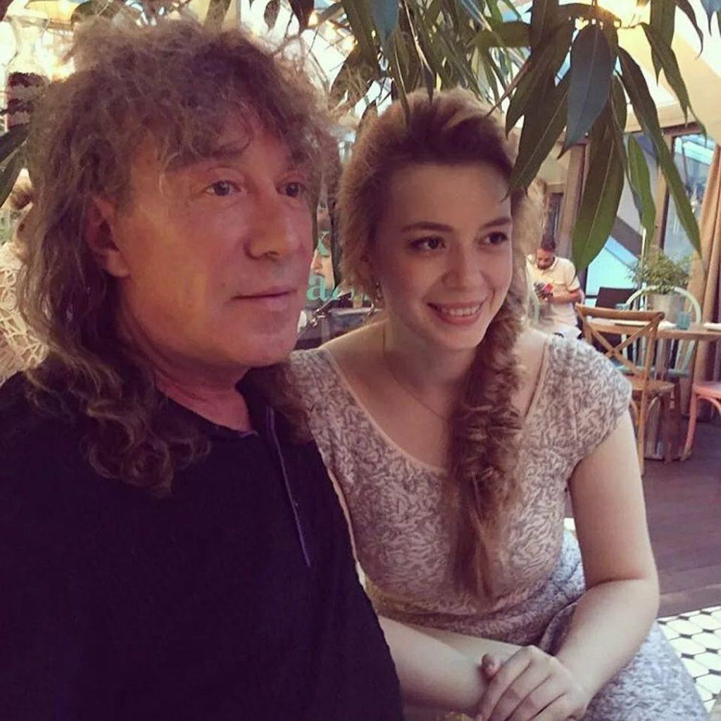 Дочь Владимира Кузьмина - Соня фото