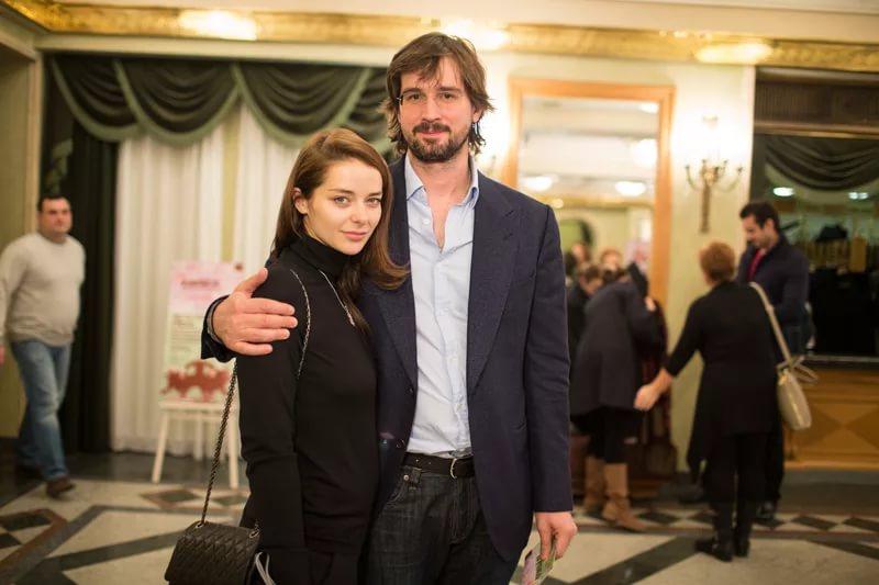 Второй муж Марины Александровой - Андрей Болтенко фото