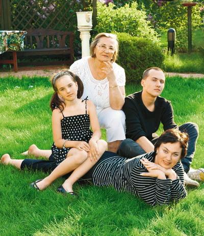 Лариса гузеева с семьей фото 418-26