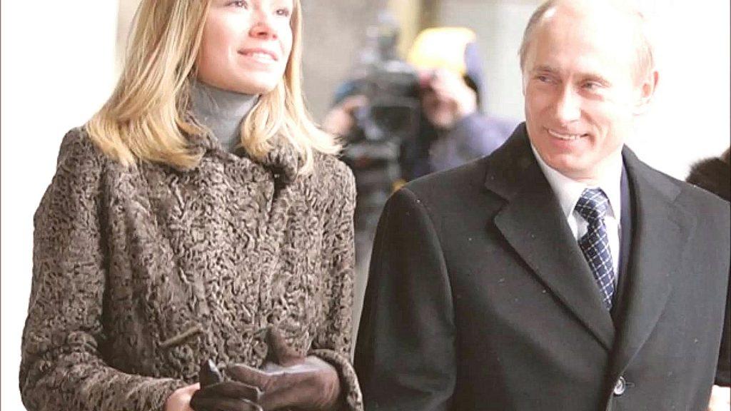 Дочь Владимира Путина - Мария фото