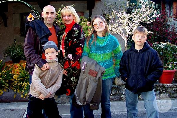 Семья и дети Валерии (певица) фото