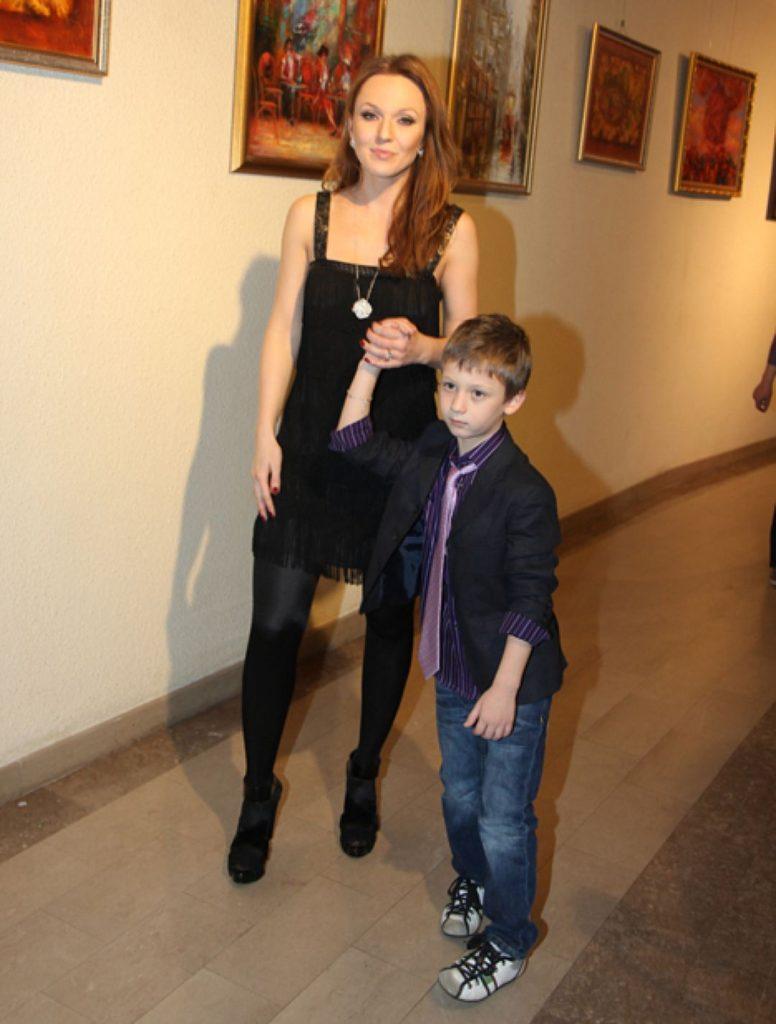 Сын Валерия Меладзе – Лука фото