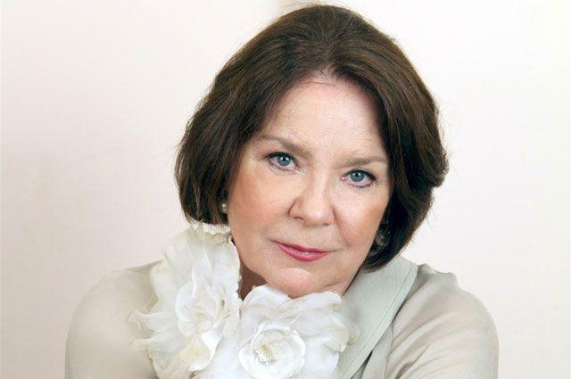 Жена Андрея Миронова – Лариса Голубкина фото