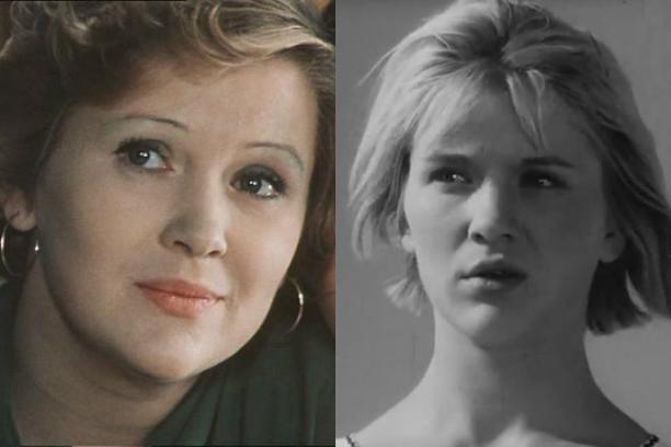 Фото Галины Польских до и после пластики
