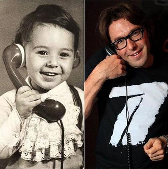 Андрей Малахов в детстве фото