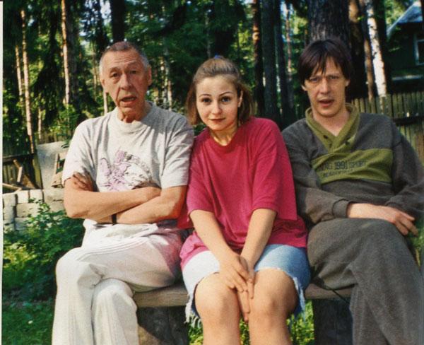 Бывший муж Евгении Добровольской – Михаил Ефремов фото