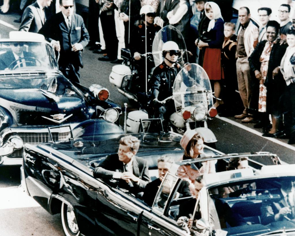 убийство Джона Кеннеди фото