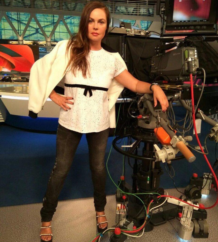 Биография Екатерины Андреевой - ведущей 1 канала фото