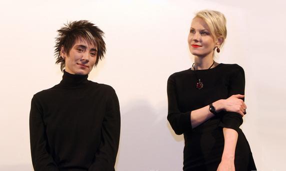 Певица Земфира и Рената Литвинова поженились фото 2015-2016-2017