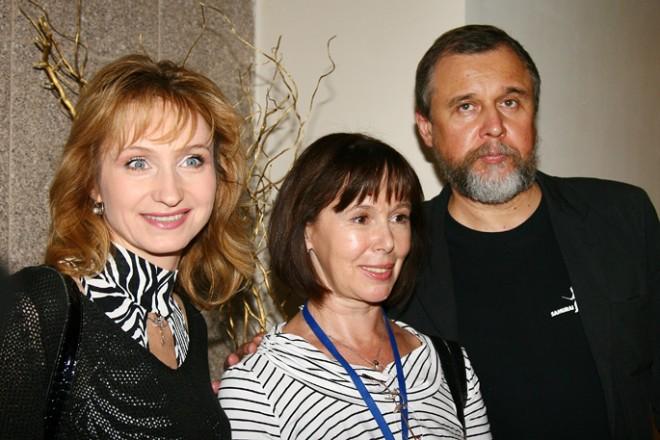 Семья Евгении Симоновой фото