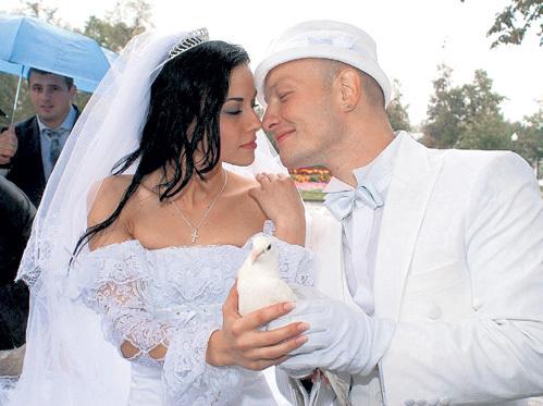Личная жизнь Никиты Панфилова. Свадьба актера фото