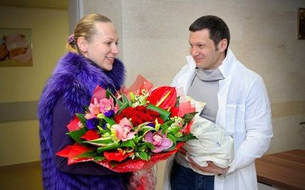 Семья Владимира Соловьева фото
