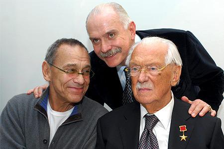 Семья Сергея Михалкова фото