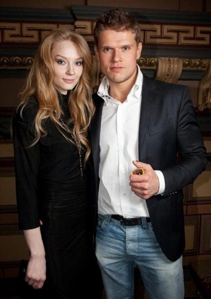 Личная жизнь: Владимир Яглыч и Светлана Ходченкова свадебные фото
