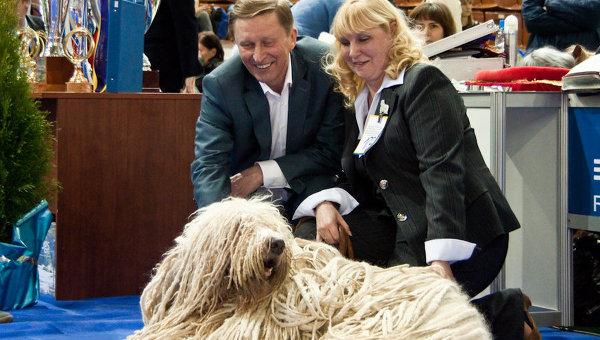 Семья Сергея Иванова фото