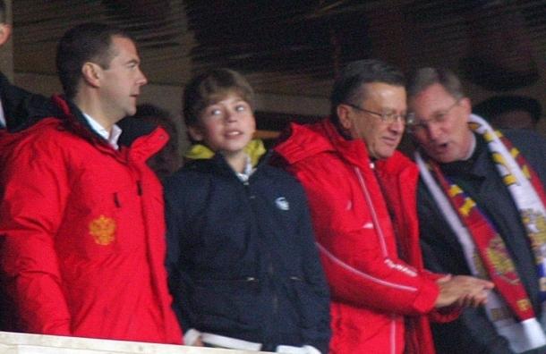 Дети Дмитрия Медведева фото