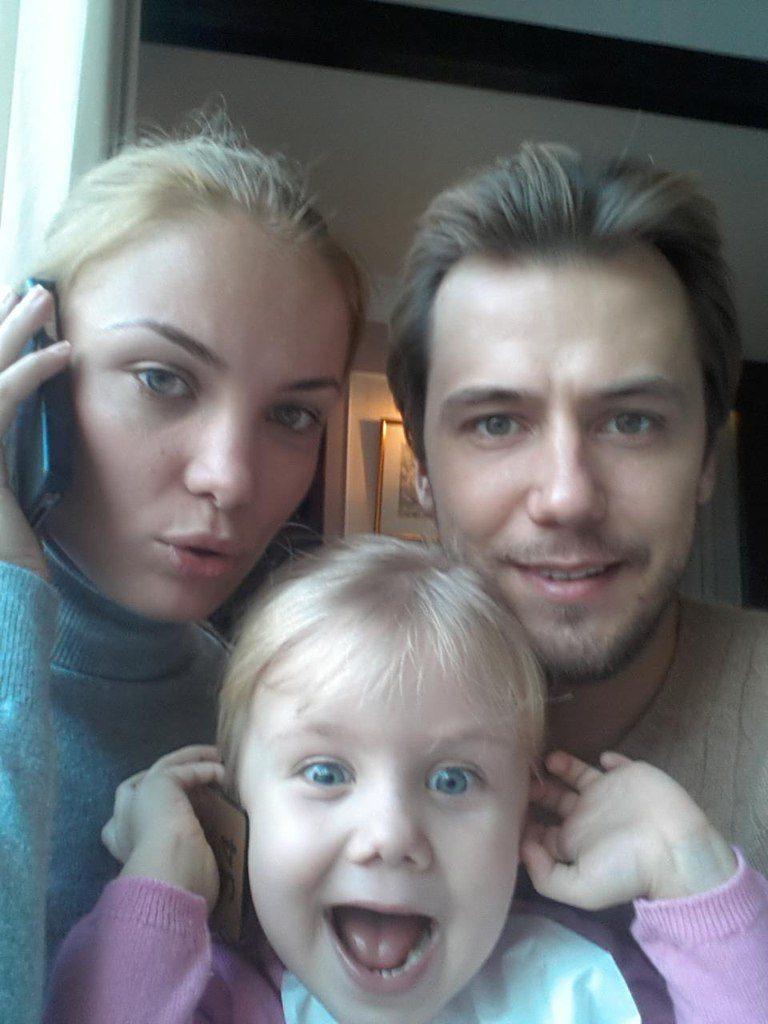Семья Ивана Жидкова фото