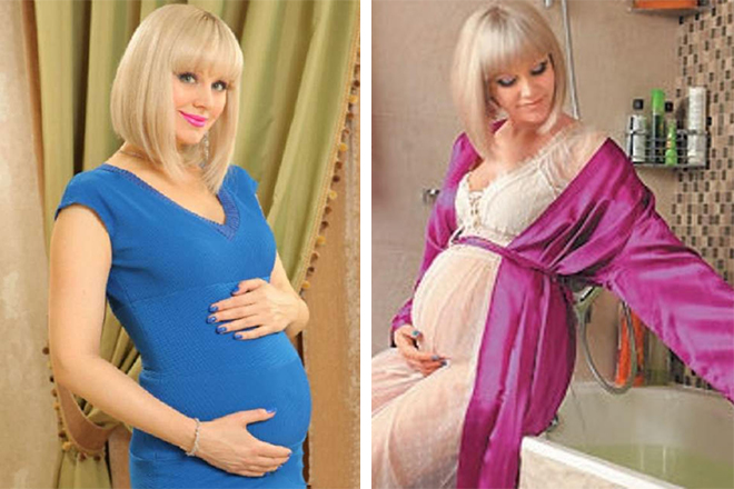 Дети и беременность Натали (певица). Родила третьего ребенка фото