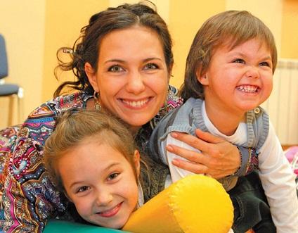 Актриса екатерина климова с детьми 15
