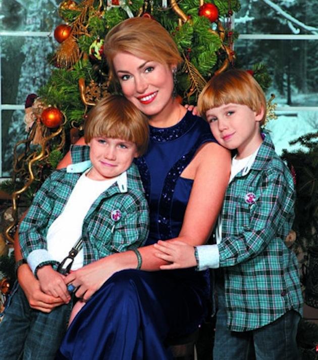 Семья Марии Шукшиной фото