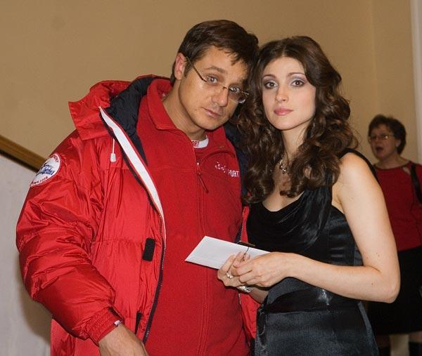Семья Алексея Макарова фото