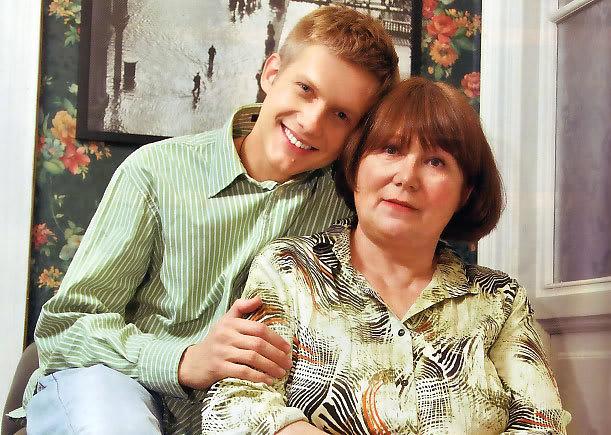 Семья Бориса Корчевникова фото