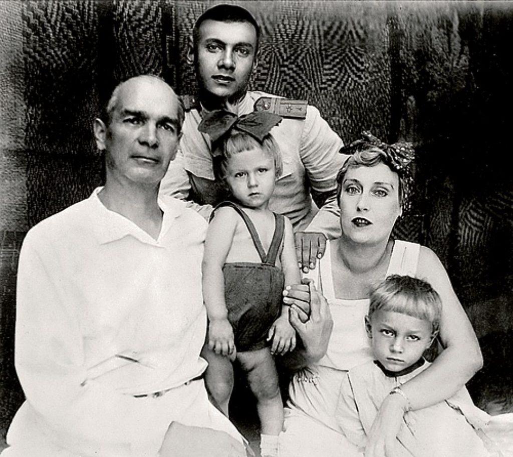 Семья Олега Янковского фото