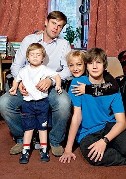 Дети Татьяны Булановой фото