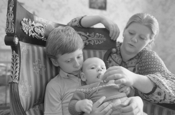 Дети Ирины Муравьевой фото