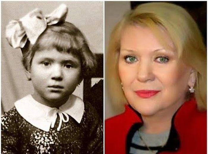Дети Галины Польских фото