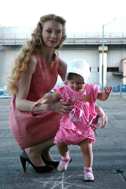 Дети Светланы Ходченковой фото