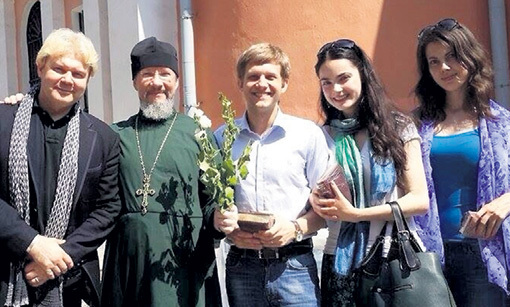 Дети Бориса Корчевникова фото