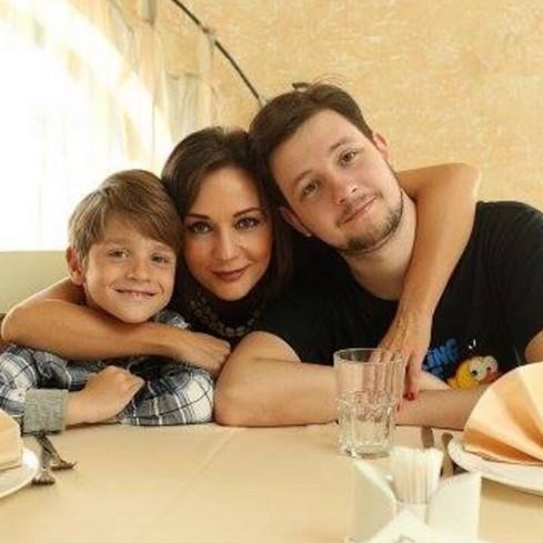 Сын Татьяны Булановой – Александр фото