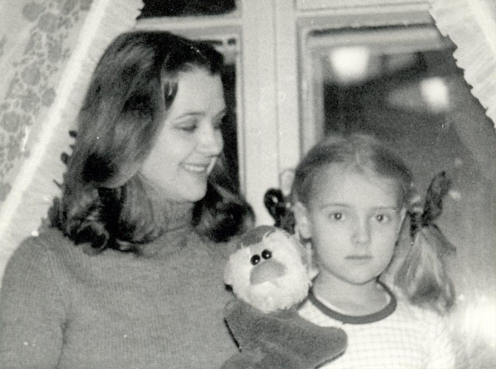 Дочь Ирины Алферовой – Ксения фото