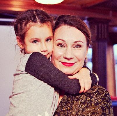 Дочь Ольги Тумайкиной – Маруся Тумайкина фото