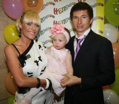 Дочь Юлии Началовой – Вера Алдонина фото