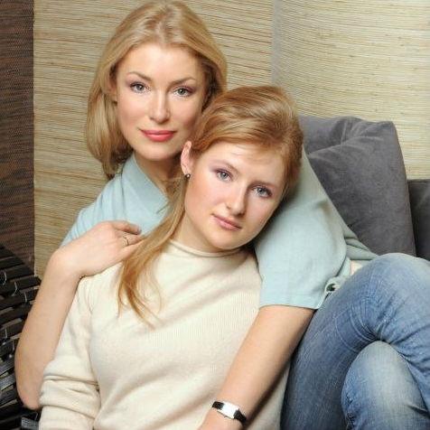 Дочь Марии Шукшиной – Анна Трегубенко фото