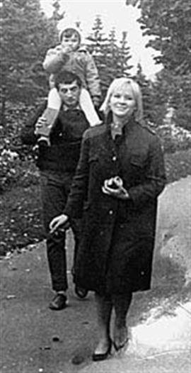 Дочь Галины Польских – Ирада Польских фото