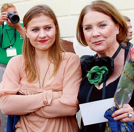 Дочь Андрея Миронова – Мария Миронова фото
