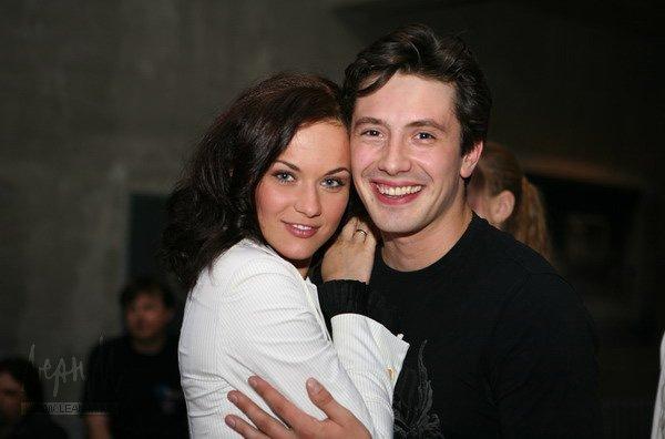 Бывшая жена Алексея Анищенко – Ольга Никонова фото